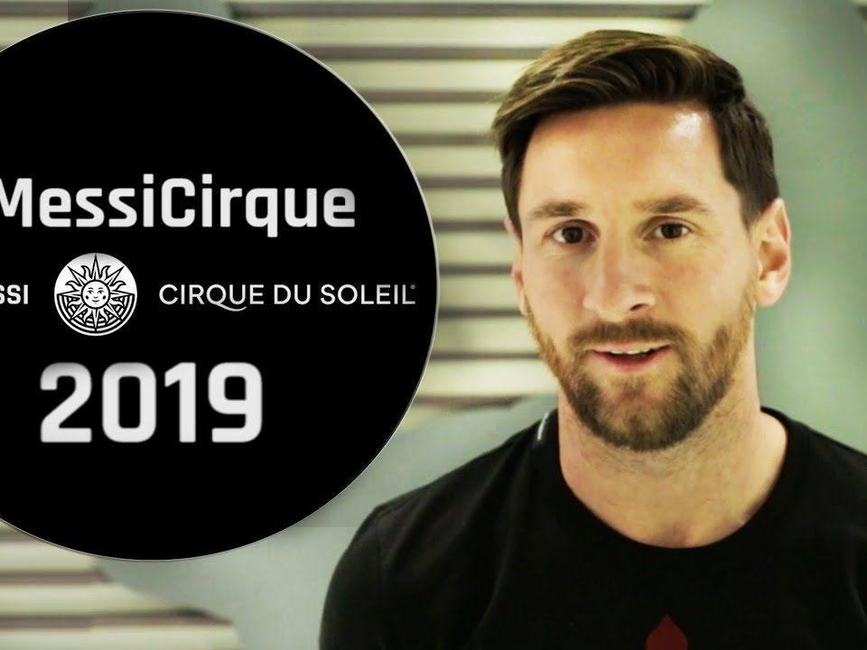Messi x Cirque