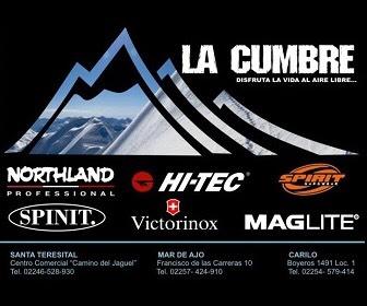 NorthLand Hi-Tec, Spirit, Victorinox Maglite, La Cumbre